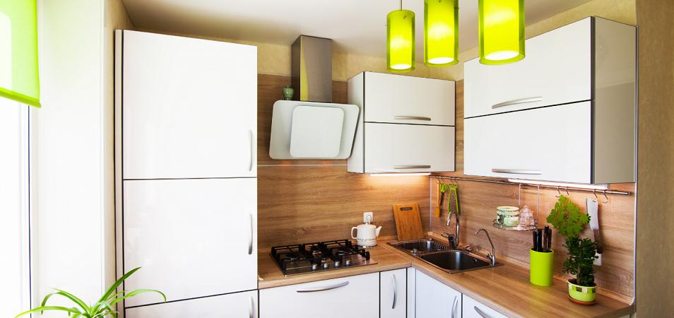 49 дизайн-идей для маленькой кухни
