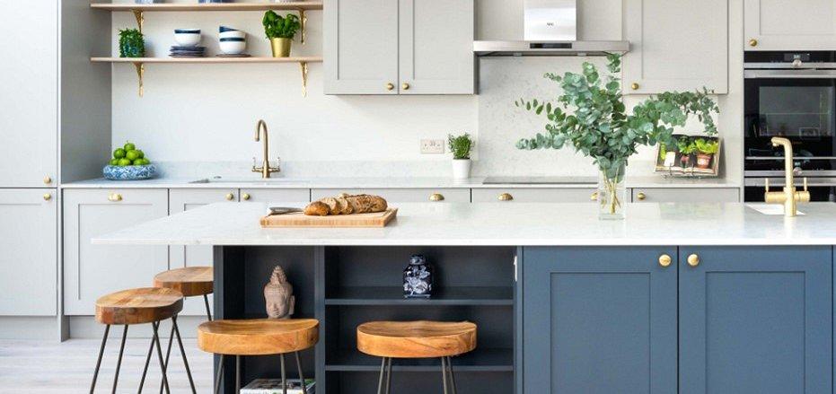 Дизайн кухни 2021 года: тренды, идеи, фото