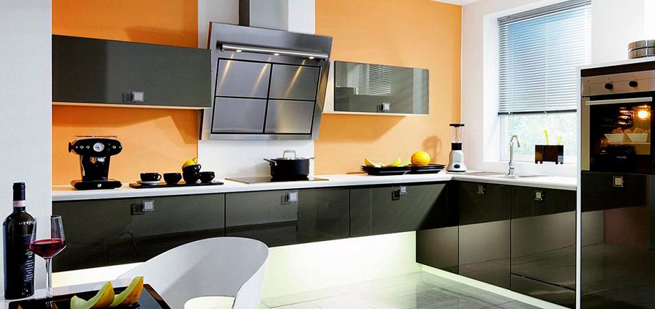 Дизайн кухни в стиле хай-тек: особенности стиля и тонкости оформления
