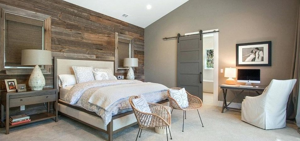 Дизайн спальни в скандинавском стиле: 50 фото, идеи интерьеров