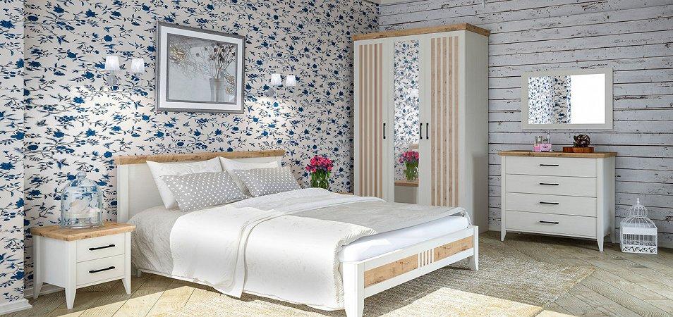 Спальня в стиле прованс: 50 лучших фотоидей