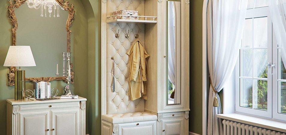 Прихожая в классическом стиле: дизайн, красивые идеи интерьеров, реальные фото, ремонт и отделка