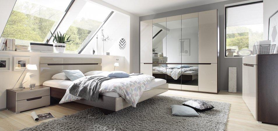 Спальня в современном стиле: дизайн, оформление, фото