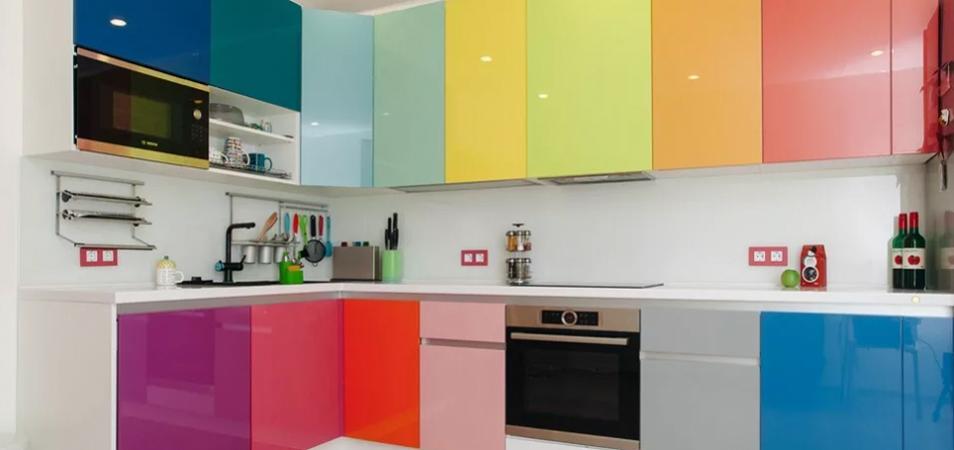 Как выбрать цвет кухни: интерьер, кухонный гарнитур, мебель