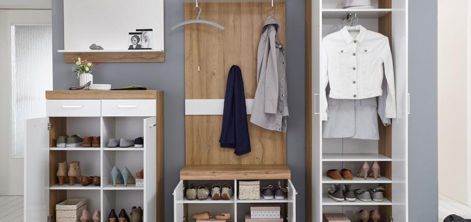 Как выбрать шкаф для одежды?