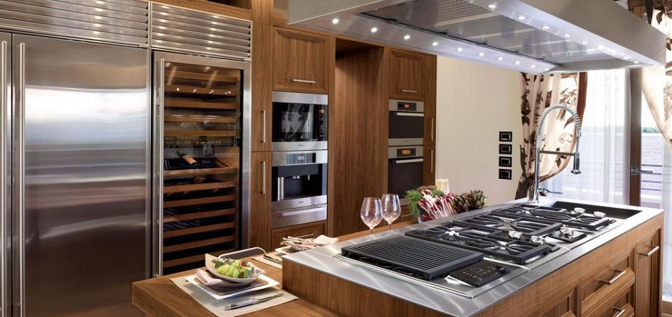 Высота кухни от пола до столешницы: как будет удобно?