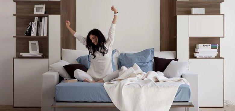 Кровати-трансформеры: виды и особенности конструкций, основные правила выбора