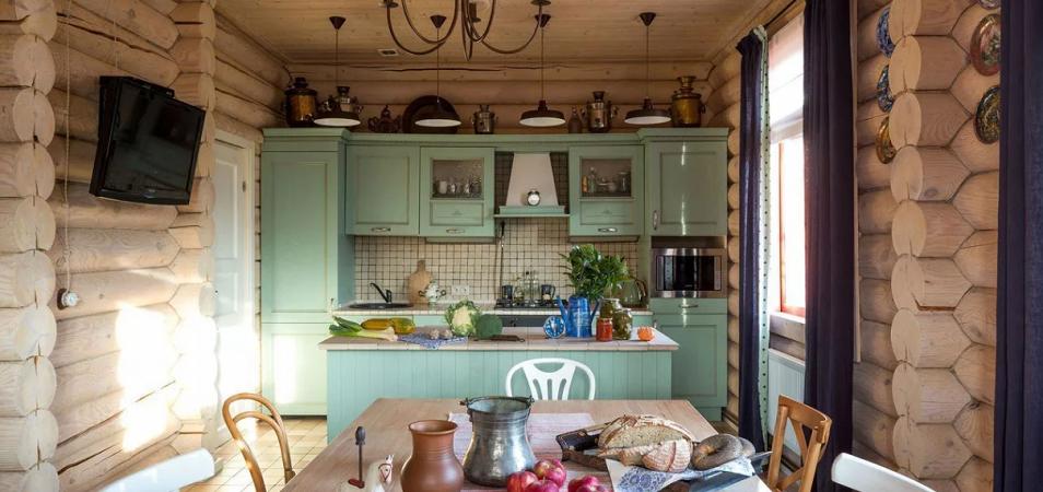Кухня на даче: советы по выбору, на что обратить внимание