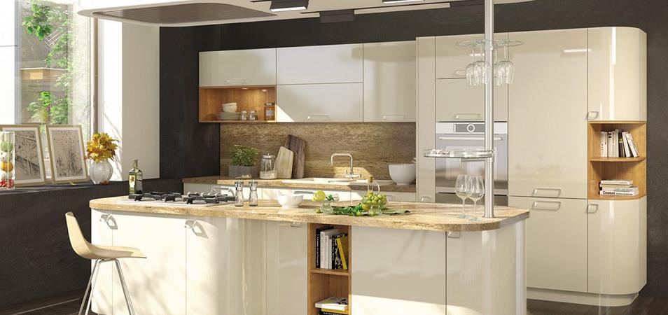 Кухня с барной стойкой: 20 фото-идей для вдохновения