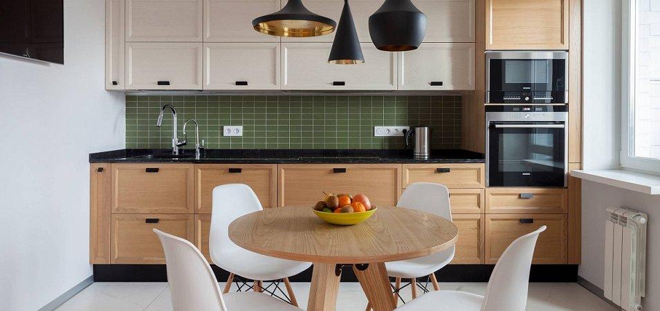 Кухня-столовая: практичное решение современности!