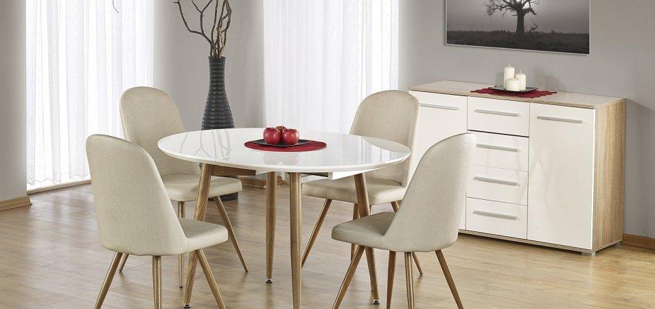 Обеденный стол на кухню: 9 рекомендаций для правильного выбора