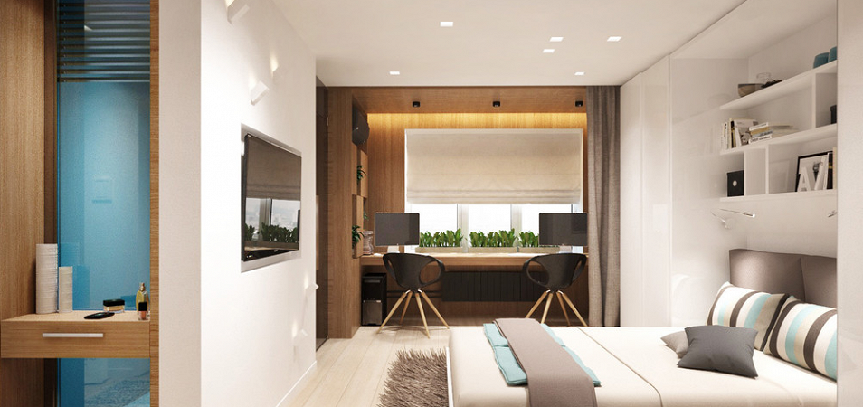 Однокомнатная квартира 30 кв. м: какие варианты?