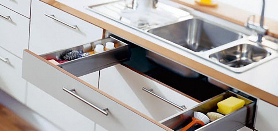 Организация пространства на кухне: что важно знать?