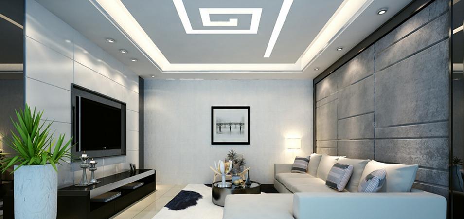 Подвесные потолки: разнообразие конструктивных решений с фотопримерами