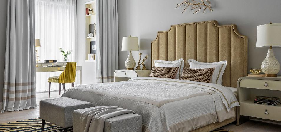 Расстановка мебели в спальне: варианты, правила и советы (200 реальных фото)