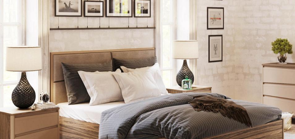 Стандартные размеры кроватей: как правильно выбрать