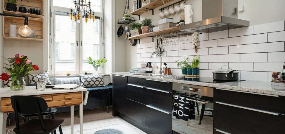 Все стили кухонь: обзор, особенности, фото