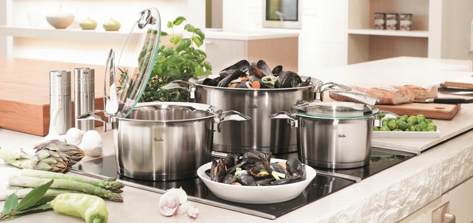 Три важных вопроса при выборе кухни: готовка, посуда, комфорт
