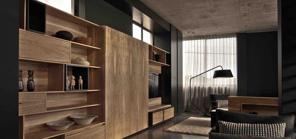 Виды корпусной мебели и ее особенности в интерьере