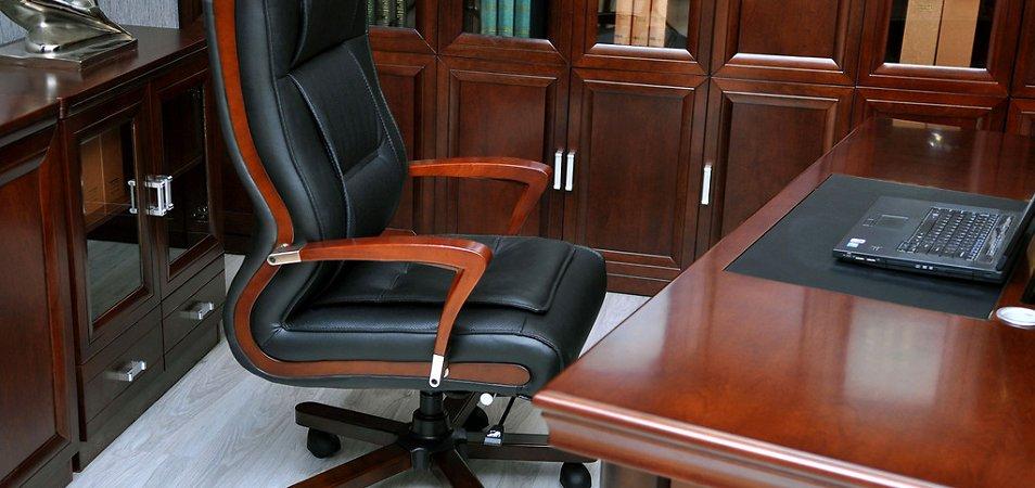 Высокий комфорт на рабочем месте: выбираем кресло для руководителя
