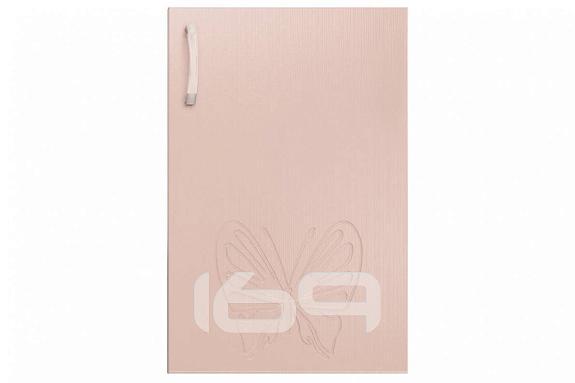Купить Фасад нижний правый СТЛ.093.11 для шкафа СТЛ.093.07 Флауэ Розовый в интернет магазине. Цены, фото, описания, характеристики, отзывы, обзоры