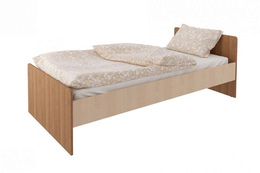 Кровать Мика СТЛ.121.01-01 Ясень кассино/ Дуб кремона фото