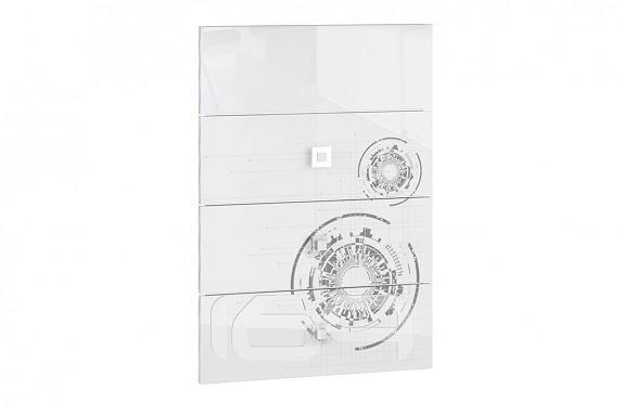 Купить Комплект фасадов для стола Модерн - Техно СТЛ.328.06 Белый глянец в интернет магазине. Цены, фото, описания, характеристики, отзывы, обзоры