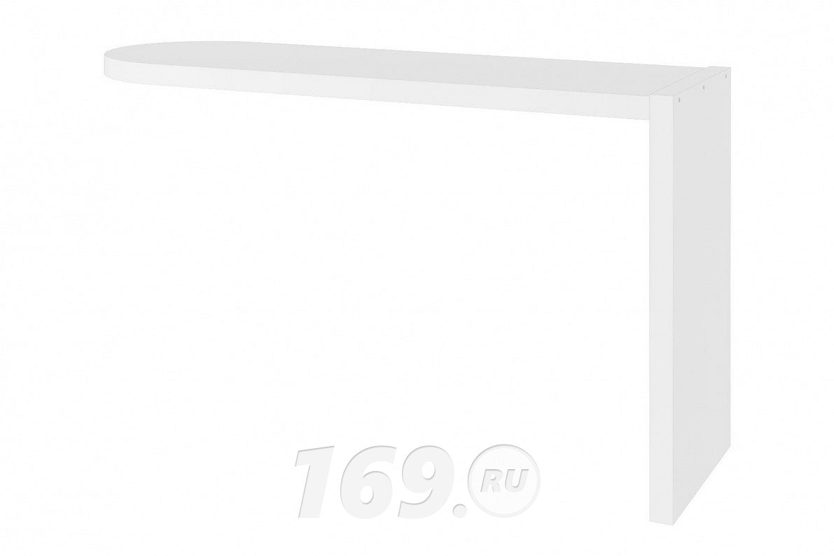 Стол поворотный Венето СТЛ.266.18 Белый
