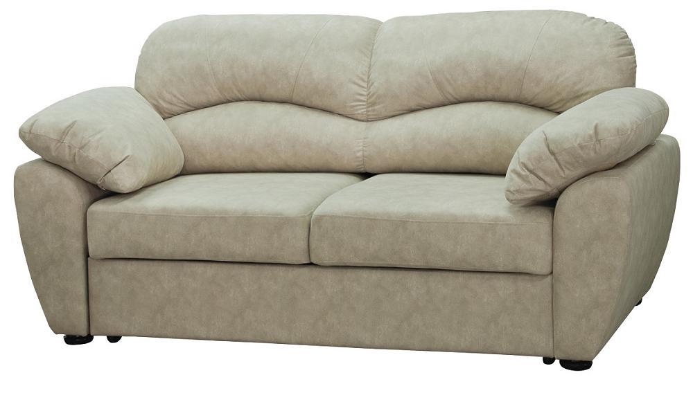 Прямой диван-кровать Фламенко Аллюре ивори фото