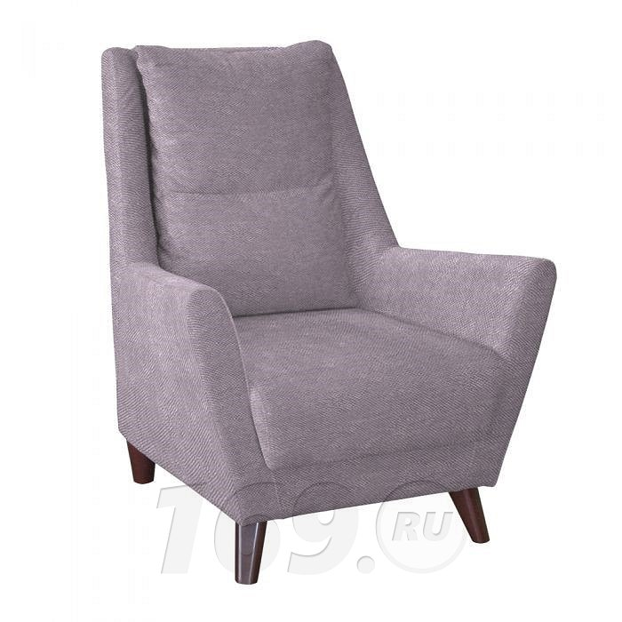 Кресло для отдыха Дали Элеганс 67 сиреневый