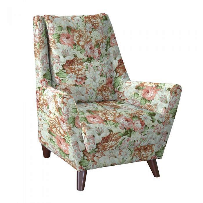 Кресло для отдыха Дали Фибра 2152/5 лилии