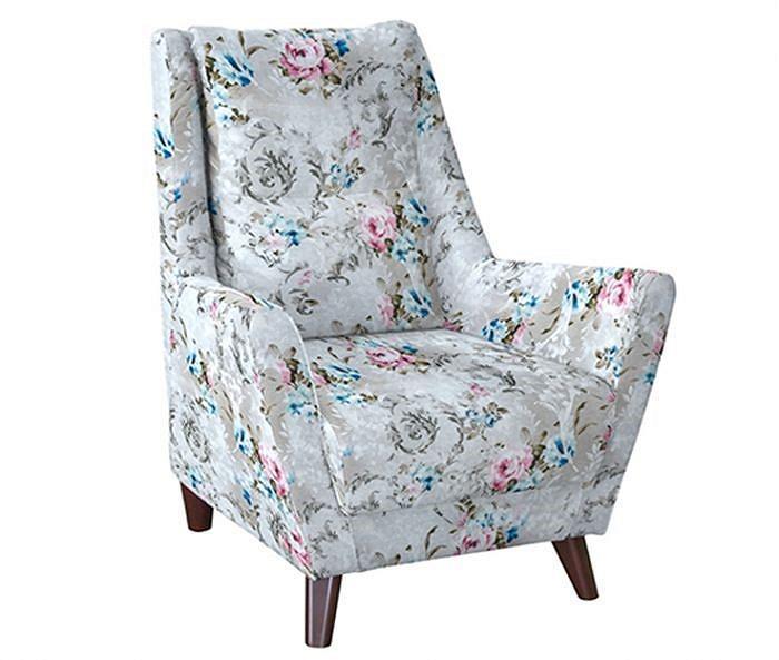 Кресло для отдыха Дали Фибра 2775/2 Розы