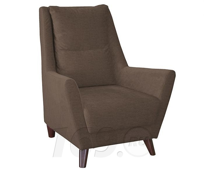 Кресло для отдыха Дали Лаундж 10 коричневый