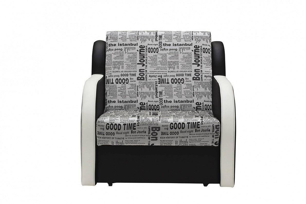 Купить со скидкой Кресло-кровать Ремикс 1 Газета 2605