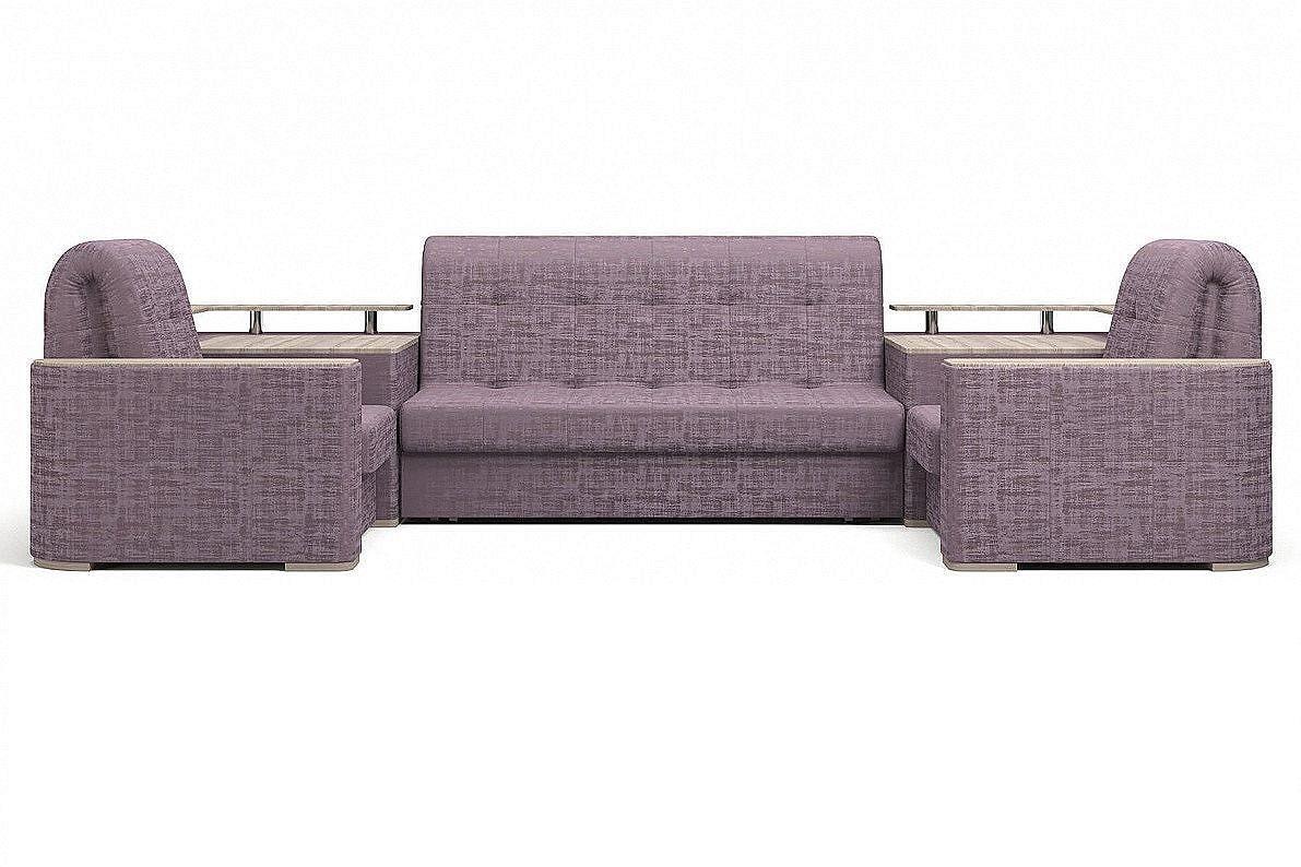 Диван Ибица с 2 креслами и 2 столиками Camelot 11