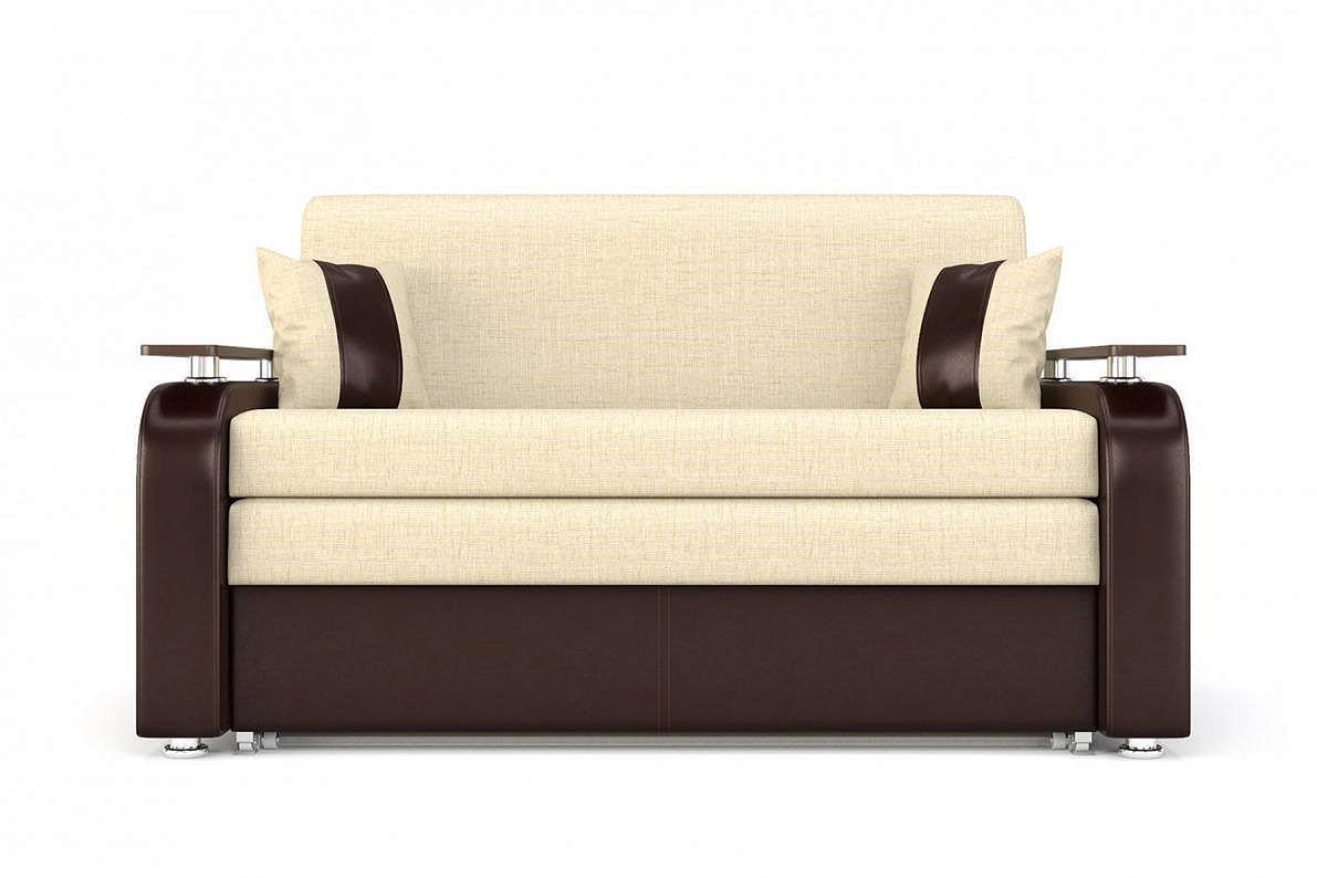 Купить со скидкой Прямой диван Шоколад Bakara Beige 2A/Kolej cp 536
