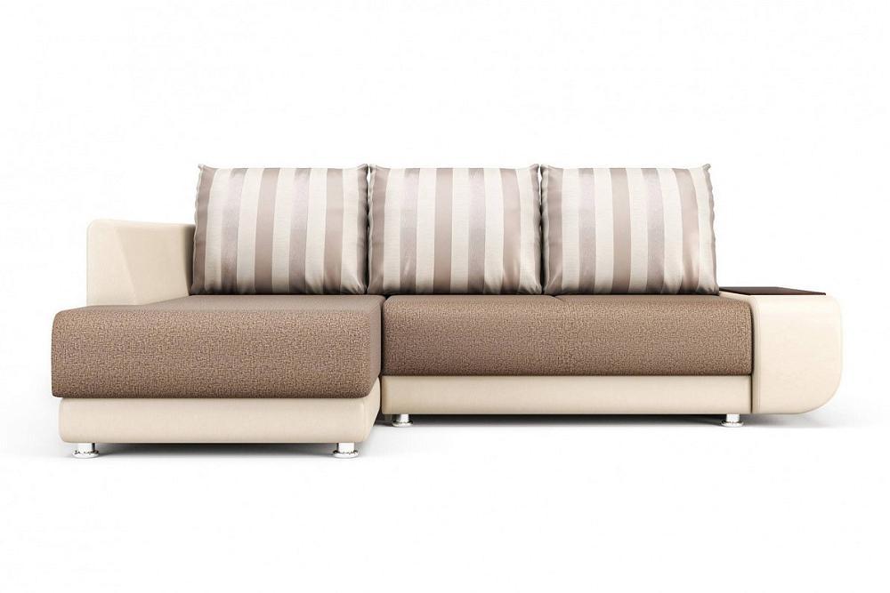 Угловой диван Бруно (левый) Mika 10/Paloma 7650 фото