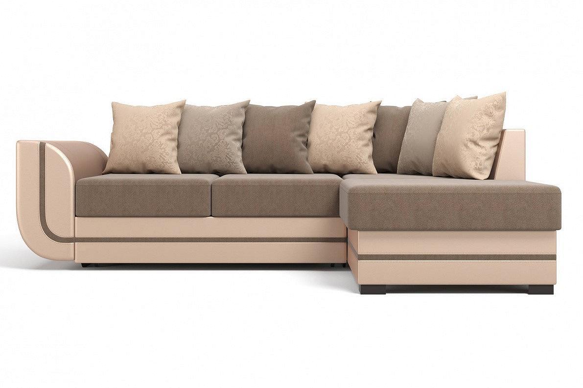 Угловой диван Чикаго (правый) Лакаванна Люкс 3039 /Laurel com