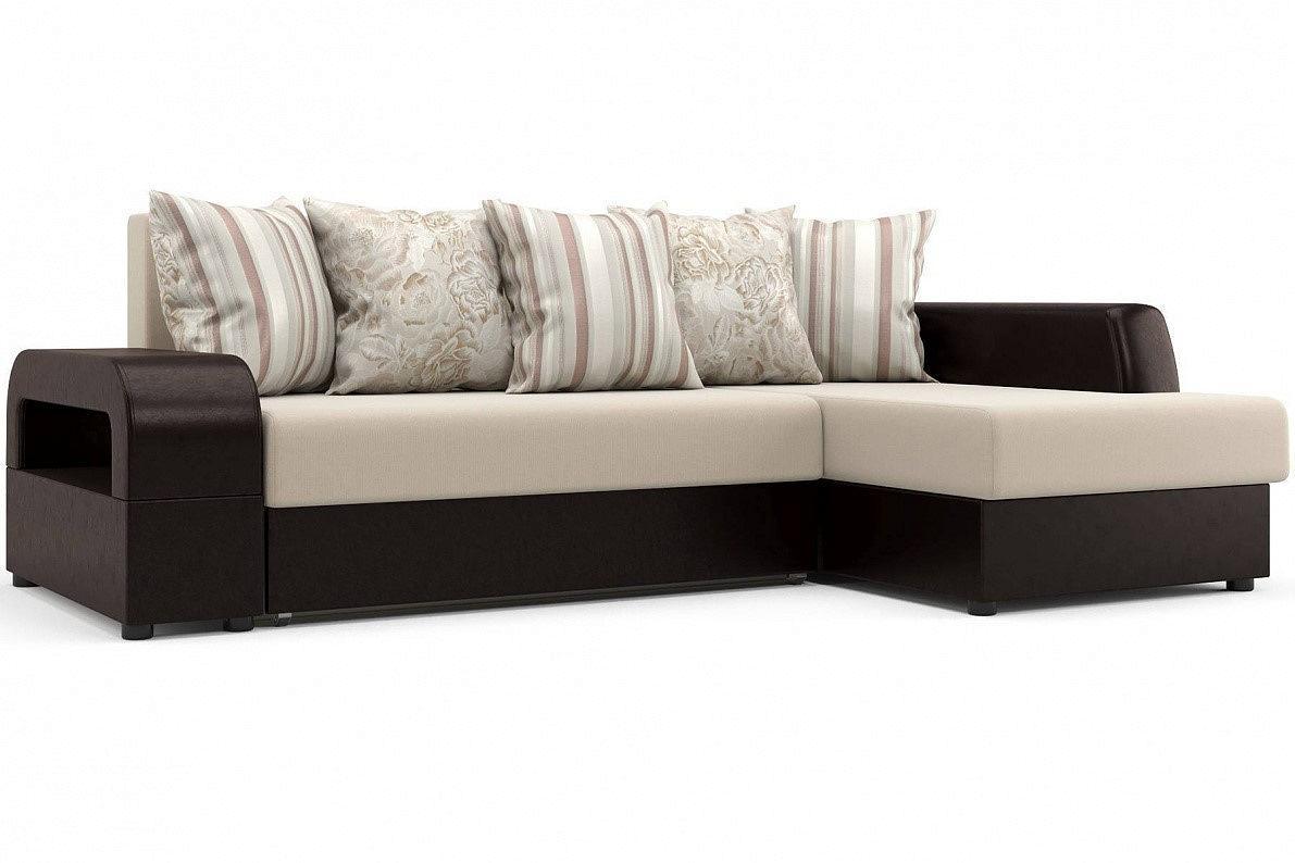Угловой диван Марго (правый) Оптима 110/Kolej cp 536