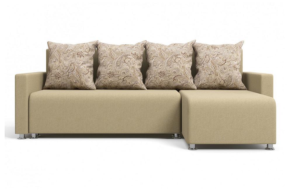 Угловой диван-кровать Челси (06) У(П)Л RE 10/Remo Beige фото