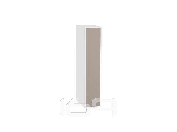 Купить Шкаф верхний бутылочница Фьюжн-AL-02 ВБ 150 Cappuccino-Белый в интернет магазине. Цены, фото, описания, характеристики, отзывы, обзоры