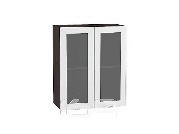Купить Шкаф верхний с 2-мя остекленными дверцами Фьюжн-AL-01 В 609 Аluminum-Венге в интернет магазине. Цены, фото, описания, характеристики, отзывы, обзоры