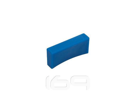 Купить Ручка скоба мебельная С25 Синий в интернет магазине. Цены, фото, описания, характеристики, отзывы, обзоры