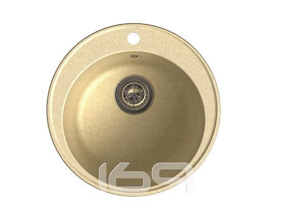 Купить Мойка врезная GranFest QUARZ (ECO-08) бежевый в интернет магазине. Цены, фото, описания, характеристики, отзывы, обзоры