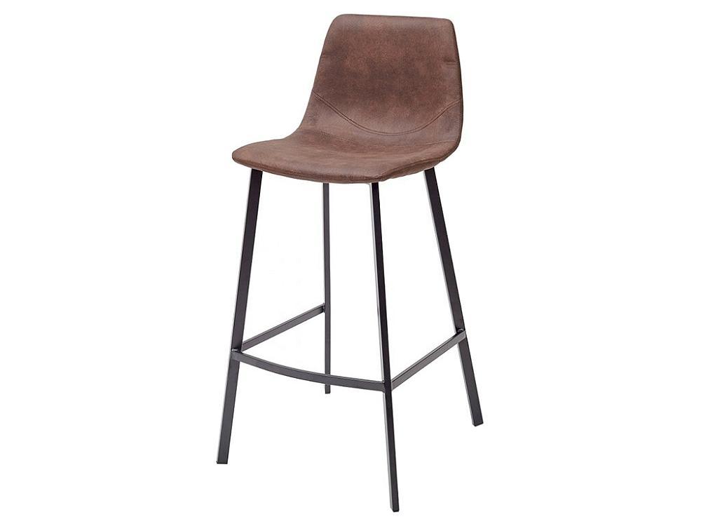 Барный стул HAMILTON микрофибра PK-03 фото