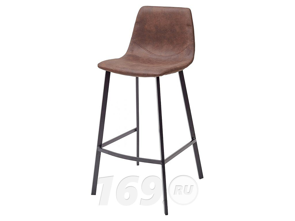 Барный стул HAMILTON микрофибра PK-03