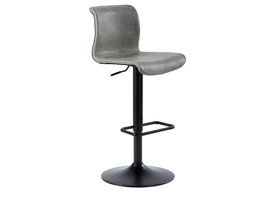 Барный стул NEVADA Vintage Ash C-136 винтажный пепельный