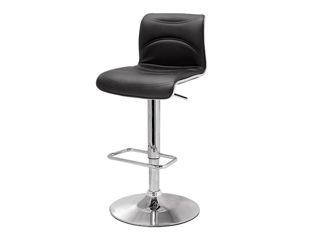 Барный стул SWIFT Black C-101 черный фото