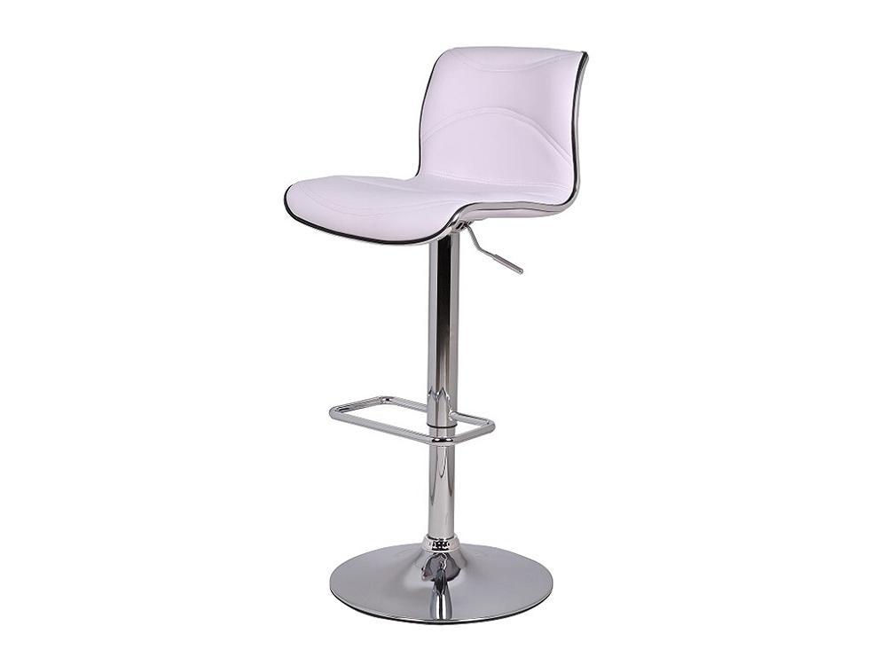 Барный стул SWIFT White C-102 белый фото