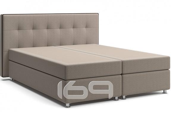 Купить Кровать Николетт (23) Box Spring (с матрасом) Mika 10 (Велюр) в интернет магазине. Цены, фото, описания, характеристики, отзывы, обзоры